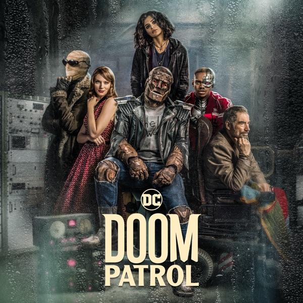 Роковой патруль / Doom Patrol [S01] (2019) WEB-DL 1080p | Кубик в Кубе