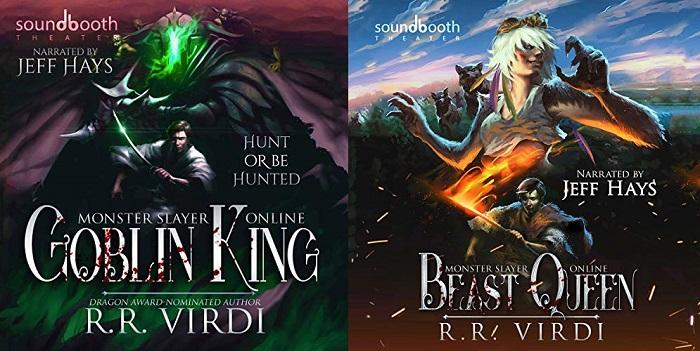 Monster Slayer Online Series Book 1-2 - R.R. Virdi