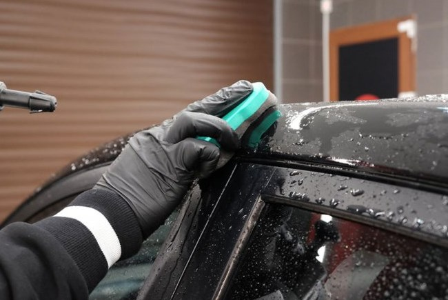 Средства для очистки кузова авто