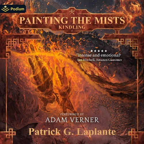 Painting the Mists Series Book 6 - Patrick G. Laplante