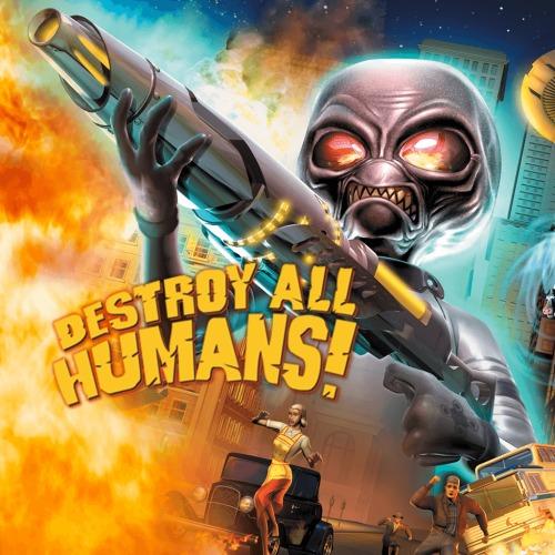 Destroy All Humans! (2020) PC   Repack от xatab