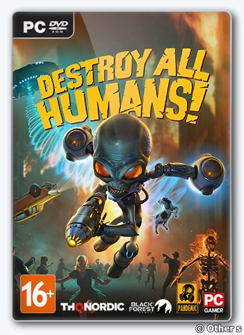 Destroy All Humans! (2020) [Ru / Multi] (1.0.2491 / dlc) Repack Other s