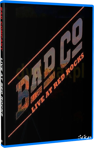 Bad Company - Live At Red Rock (2018, Blu-ray)