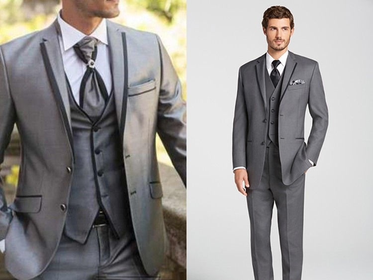 Как выбрать мужской костюм на свадьбу: советуют професионалы