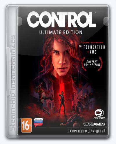Control (2020) [Ru / Multi] (1.0 / dlc) Steam-Rip InsaneRamZes [Ultimate Edition]