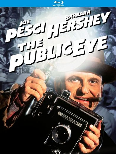 Фотограф / The Public Eye (1992) BDRip [H.264 / 720p]