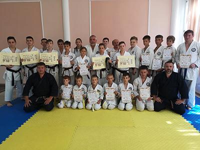 Летние сборы по карате и кобудо «GASSHUKU-2020»