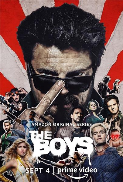Пацаны / The Boys [Сезон: 2] (2020) WEB-DL 1080p | Кубик в Кубе