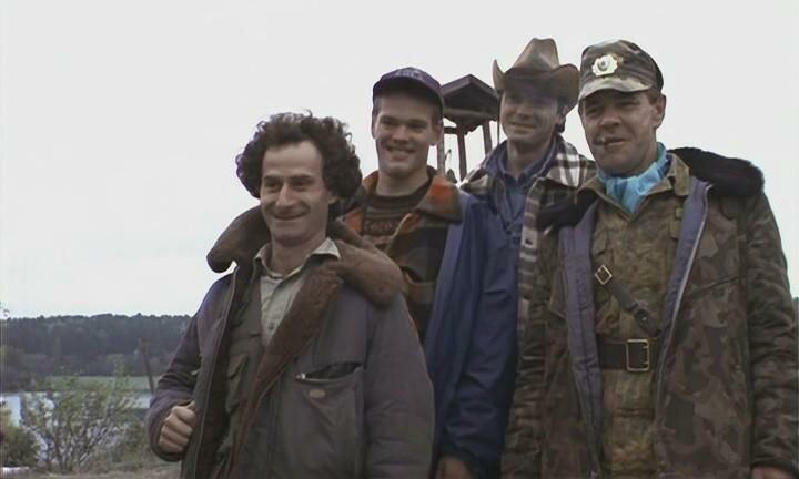 Ну вы, блин, даёте...Фильму «Особенности национальной охоты» - 25 лет