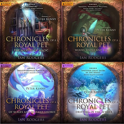 Royal Ooze Chronicles Series Book 1-6 - Ian Rodgers