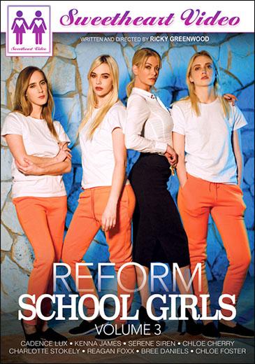 Исправительная школа девочек 3 / Reform School Girls Vol.3 (2019) WEB-DLRip