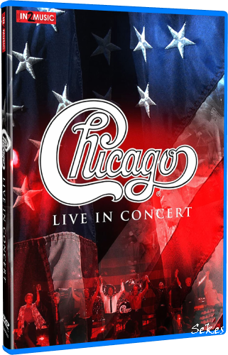 Chicago - Live in Concert (2003, Blu-ray)