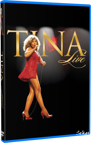 Tina Turner - 50th Anniversary Tour Live in Holland (2009, Blu-ray)