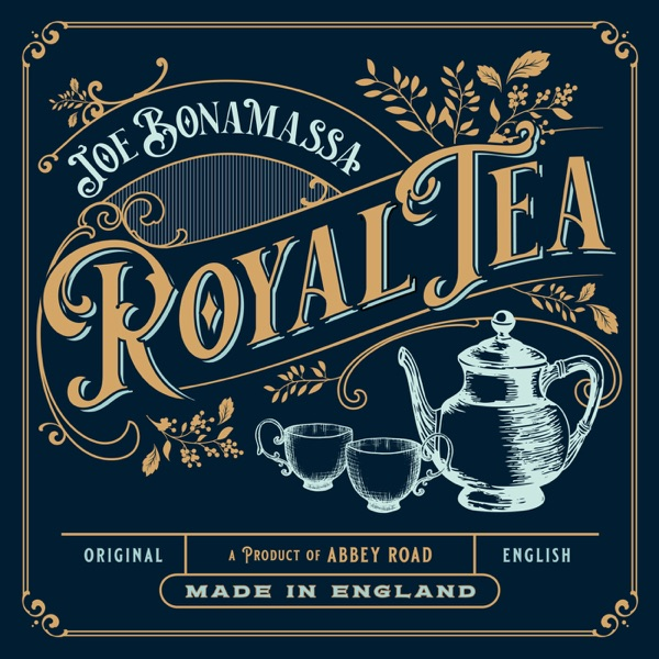 Joe Bonamassa - Royal Tea [24-bit Hi-Res] (2020) FLAC в формате  скачать торрент