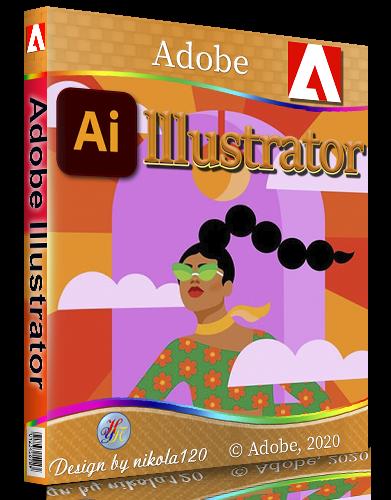 Adobe Illustrator 2021 25.1.0.90 RePack by KpoJIuK [2021,Multi/Ru]
