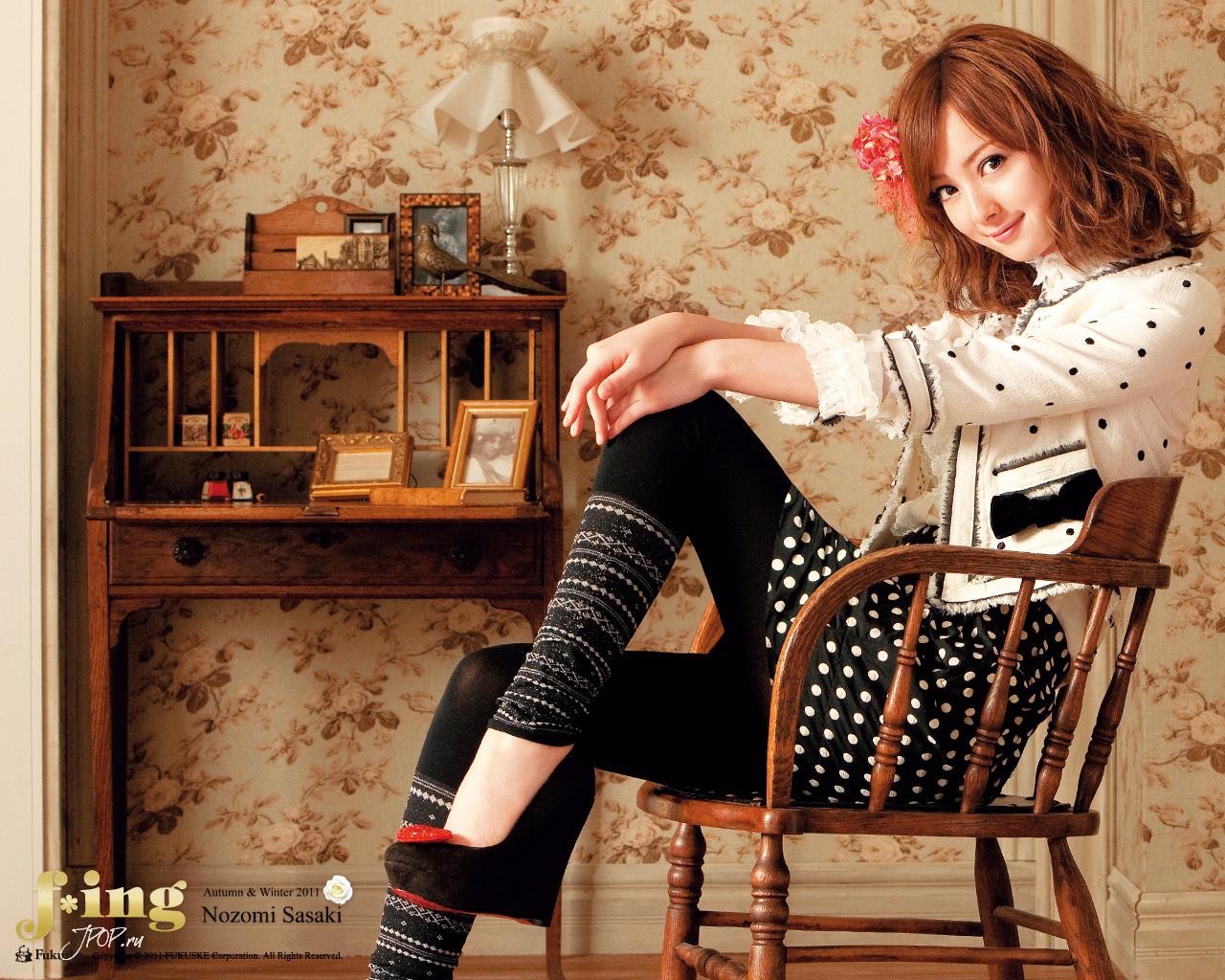 Nozomi Sasaki, fashion, promo [PH201025023418]