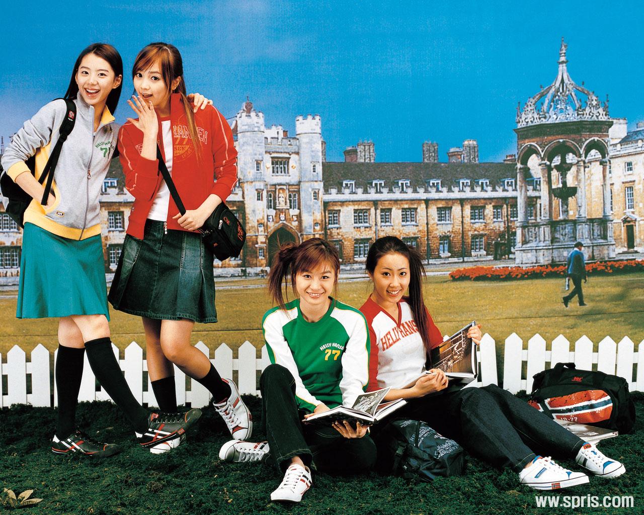 Sugar, k-pop girl group, Spris, sportswear, promo [PH201027083333]