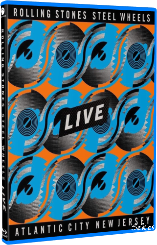 The Rolling Stones - Steel Wheels Live (2020, BDRip 1080p)