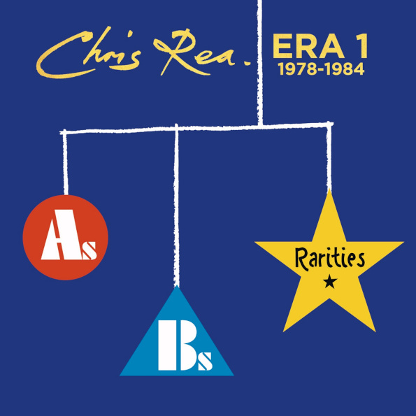 Chris Rea - ERA 1 [As Bs & Rarities 1978-1984] (2020) FLAC  скачать торрент