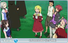 Иной мир – легенда Святых Рыцарей / Isekai no Seikishi Monogatari [Сезон: 1] (2009) BDRip 1080p | Animedia, AniDub