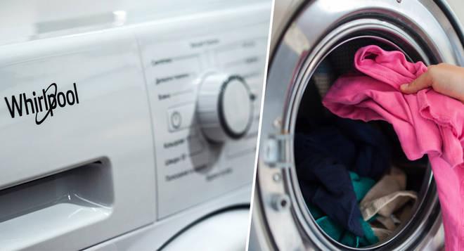 Стиральные машины Whirlpool: виды, особенности, технологии