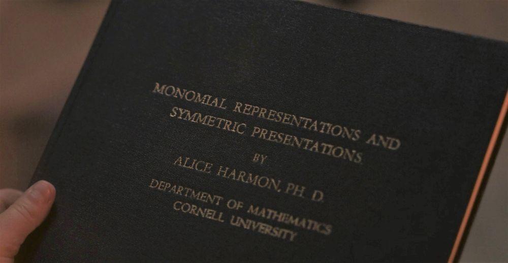 Книга, написанная Элис Хармон