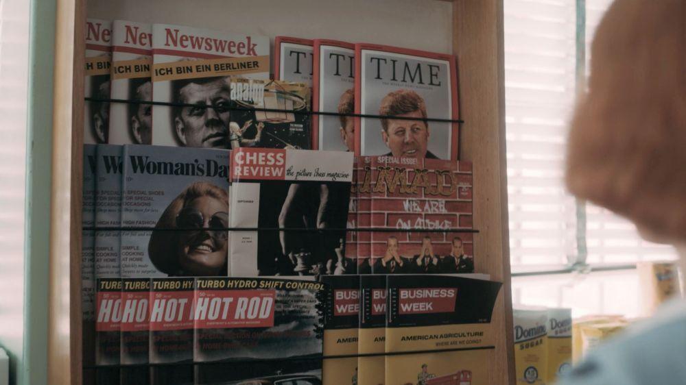 Журналы в библиотеке