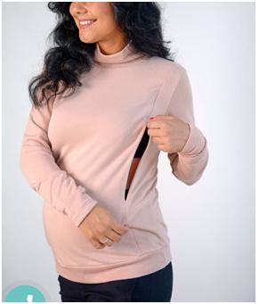Беременная девушка: какие аксессуары выбрать зимой