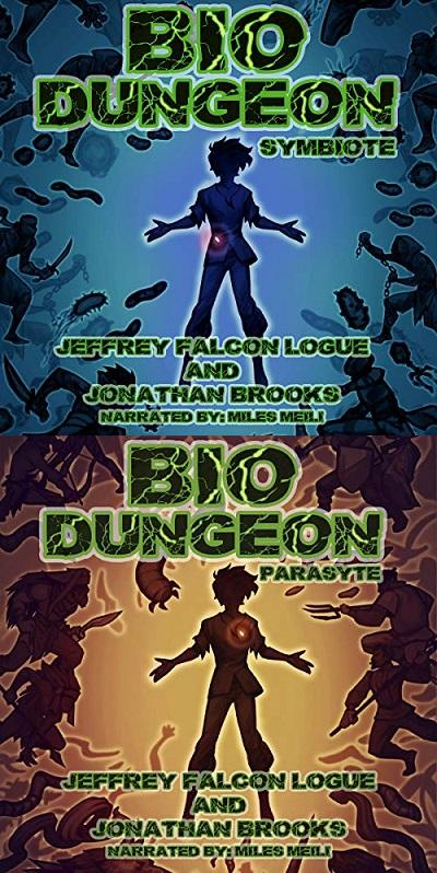 The Bodys Dungeon Series Books 1-2 - Jeffrey Falcon Logue, Jonathan Brooks