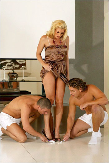 Darryl Hannah - Госпожа поведение / Mrs. Conduct (2008) DVDRip