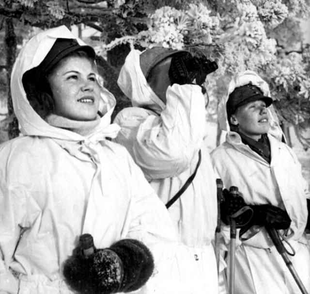 Были ли финские «лотты» снайперами-кукушками?