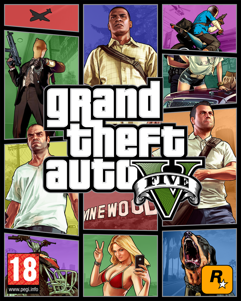 Grand Theft Auto V Redux / GTA V Redux (მოდიფიცირებული) | Repack by DODI