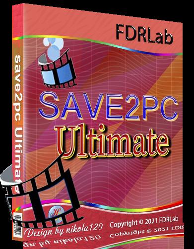 save2pc Ultimate 5.6.2.1612 RePack (& Portable) by TryRooM [2021, Ru/En]