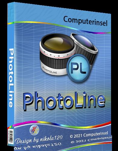 PhotoLine 22.51 RePack (& Portable) by elchupacabra [2021,Multi/Ru]