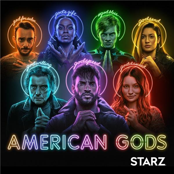 Американские боги / American Gods [Сезон: 3, Серии: 1-6 (10)] (2021) WEB-DL 1080p | Нота