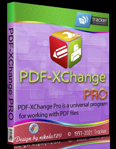 PDF-XChange PRO 9.0.350.0 RePack by KpoJIuK [2021,Multi/Ru]