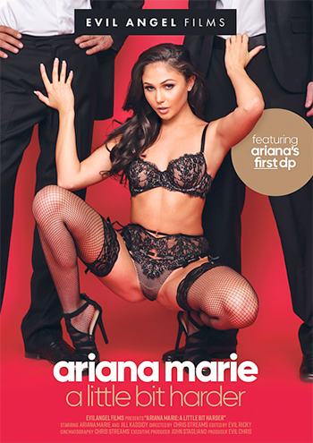Ариана Мари: Немного сложнее / Ariana Marie: A Little Bit Harder (2018) WEB-DL
