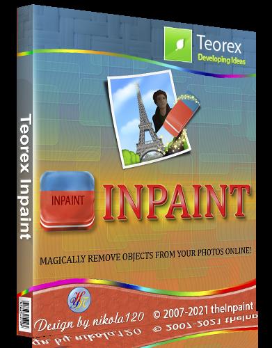 Teorex Inpaint 9.0 RePack (& Portable) by elchupacabra [2021,Multi/Ru]