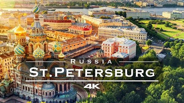 Санкт-Петербург / Saint Petersburg (2020) WEBRip 2160p