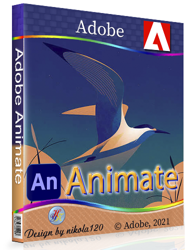 Adobe Animate 2021 21.0.2.37893 RePack by KpoJIuK [2021,Multi/Ru]
