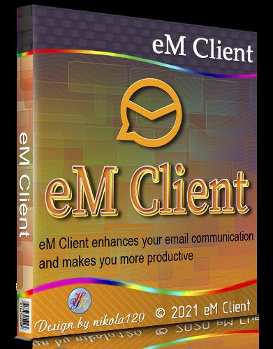 eM Client Pro 8.1.1032.0 RePack (& Portable) by KpoJIuK [2021,Multi/Ru]