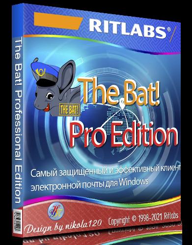 The Bat! Professional 9.3.3.0 RePack by KpoJIuK [2021,Multi/Ru]