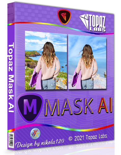Topaz Mask AI 1.3.9 RePack (& Portable) by TryRooM [2021, En]