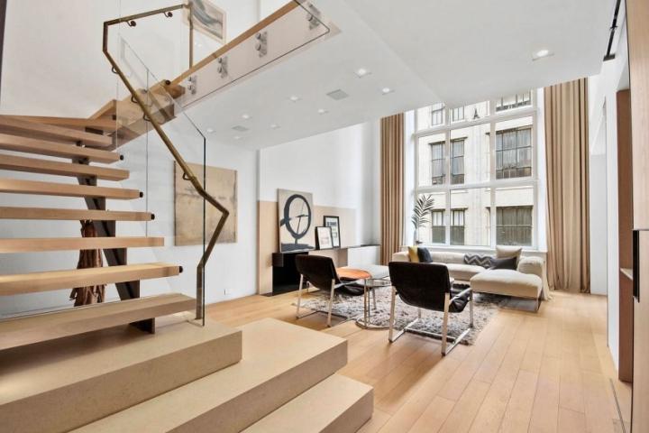 Двухуровневая квартира: плюсы и выбор