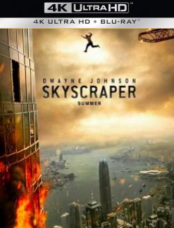 Skyscraper (2018) .mp4 4K 2160p BD UNTOUCHED HEVC H265 HDR DV ITA AC3 EAC3 VaRieD