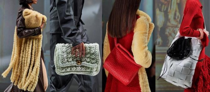 Женские сумки: аткуальные тренды сезона весна-лето 2021