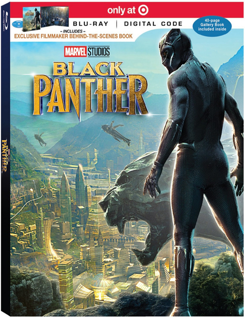 Чёрная Пантера / Black Panther (2018) BDRemux 1080p | Лицензия