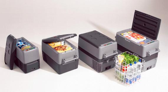 Как выбрать автомобильный холодильник: основные моменты