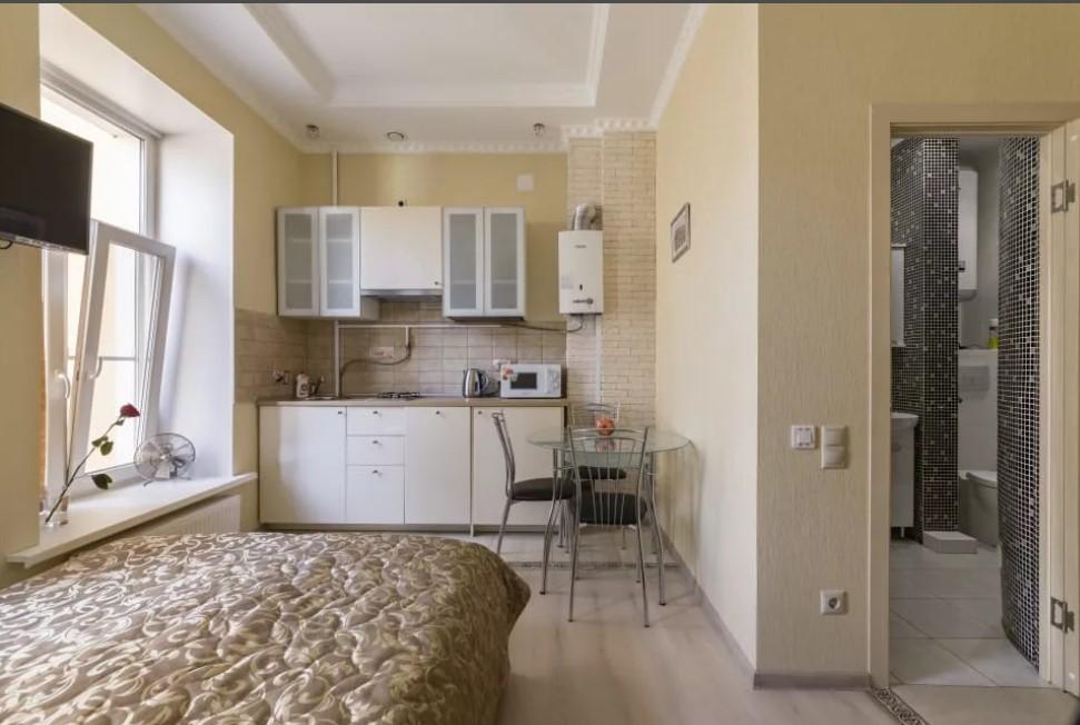 Как выгодно купить квартиру. Санкт-Петербург: квартиры-студии в новостройках города