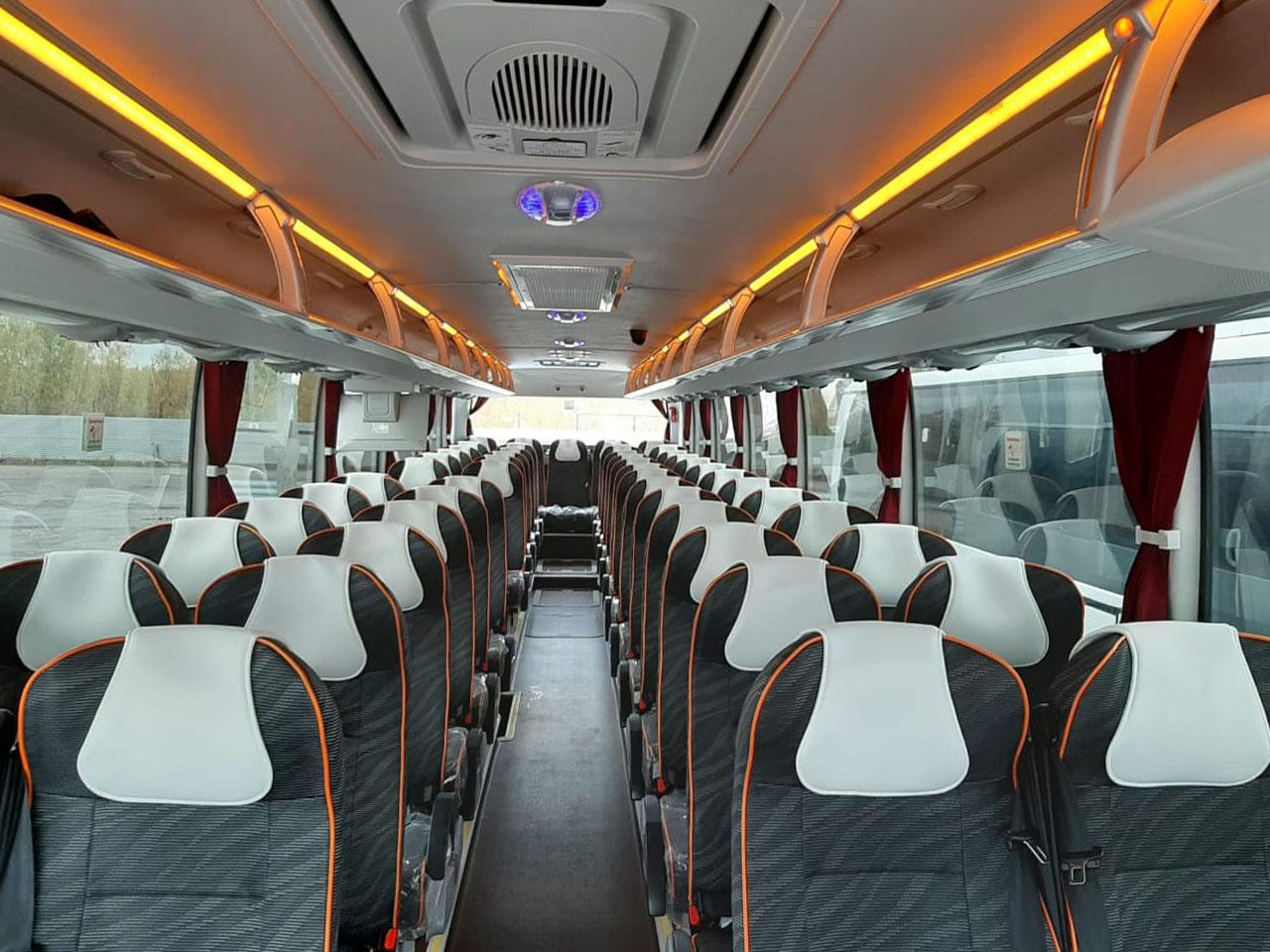 Билеты на автобус в Крым